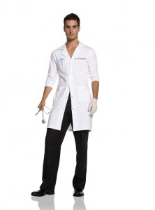 Elegant Moments Dr. Al Wayshard Costume 9501