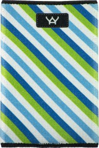 YaYwallet Classic Stripe Wallet 1166