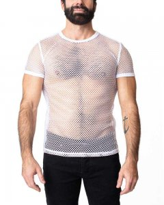 Nasty Pig Open Access Short Sleeved T Shirt White 1463