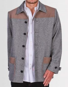 Kear&Ku Moons Tweed Jacket