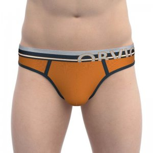 Obviously Urban Comfort Hipster Brief Underwear Burnt Orange Y12207
