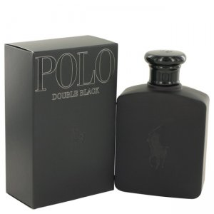 Ralph Lauren Polo Double Black After Shave 4.2 oz / 124 mL Fragrances 433148