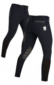 Litex Equestrian Riding Breeches Pants Dark Blue J1177
