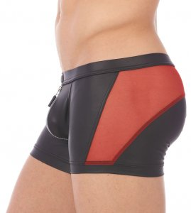 Gregg Homme RECKLESS Boxer Brief Underwear Red 140705