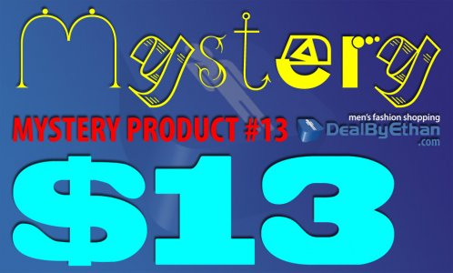 DealByEthan Mystery Clearance Product 13