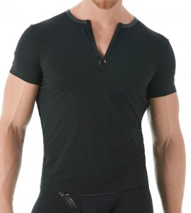 Gregg Homme BREAK-IN Short Sleeved T Shirt Black 142007