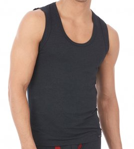 Gregg Homme HEAT Tank Top T Shirt Charcoal 140502