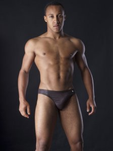 MANstore M256 Hip Brief Underwear Reptile 2-08253/9023