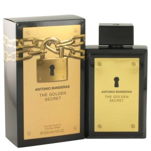 Antonio Banderas The Golden Secret Eau De Toilette Spray 6.7...