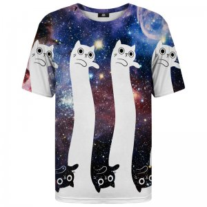 Mr. Gugu & Miss Go To The Infinity And Beyond Unisex Short Sleeved T Shirt TSH613