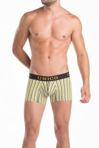 Mundo Unico Chiloe Short Boxer Brief Underwear Yellow/Black 14400829-37