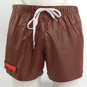 MIIW Iron Sports Shorts Coffee 4703-23