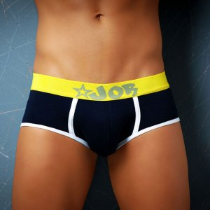 Jor RACING Brief Underwear Blue
