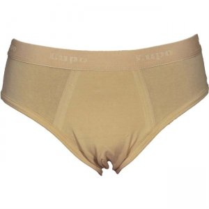 Lupo Cotton/Elastane Brief Underwear Sand 485-1