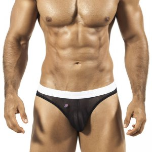 Joe Snyder Bikini Ela 15 Mesh Black Underwear & Swimwear