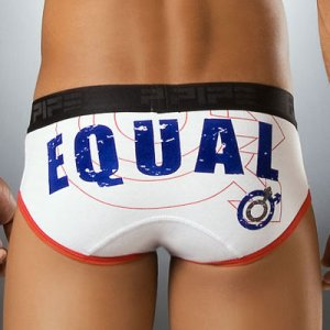 Clearance PIPE Equal Brief Underwear BS1003