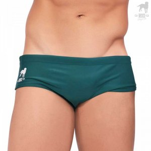 CA-RIO-CA Floresta Low Rise Bikini Swimwear Forest Green CRC-S300143
