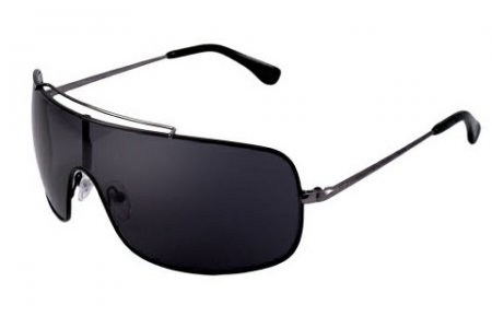 Diluca Eyewear Sunglasses Apollo Gunmetal BLK003