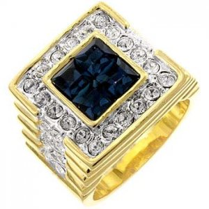 J Goodin Men's Ring R06052T-C30