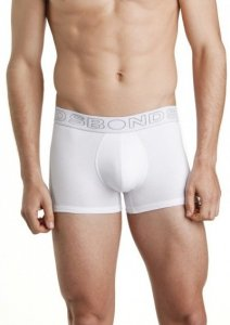 Bonds Active Trunk White/Greyscale 3386