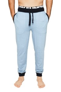Bloke Undees Trackies Oraganic Pants Light Blue BTR-SD-BL