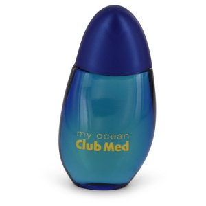 Coty Club Med My Ocean After Shave (Unboxed) 1.7 oz / 50.27 ...