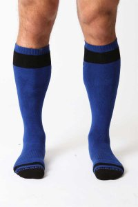 CellBlock 13 Vertigo Socks Blue A023
