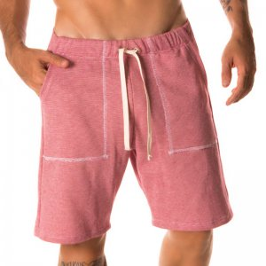 Jor CHILLOUT Sportswear Shorts RED 0222