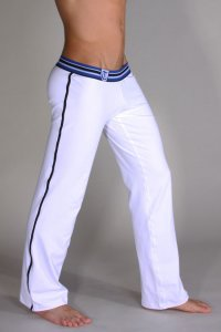 Timoteo Hero Lounge Pants White BM1194