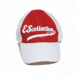 ES Collection Baseball Hat Red CAP01