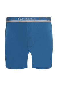 Nukleus Seed Collection Seed Of Greatness Loose Boxer Shorts Underwear Blue N-SE-03