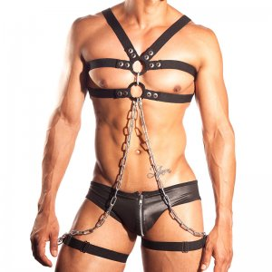Gigo PERVERT Chain Harness H32232