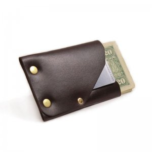 American Bench Craft The Frontier 1 Leather Wallet