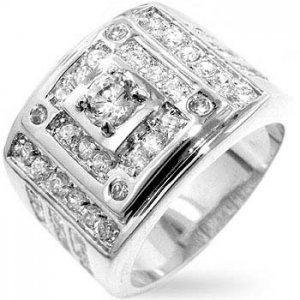 J Goodin Men's Ring R07687R-C01