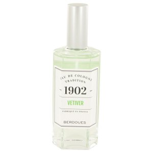 Berdoues 1902 Vetiver Eau De Cologne Spray (Unisex) 4.2 oz /...