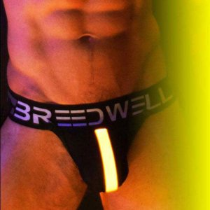Breedwell Glow Pouch Underwear Yellow BW00168