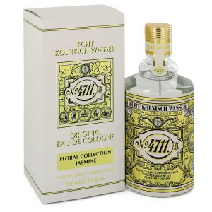 4711 Jasmine Eau De Cologne Spray (Unisex) 3.4 oz / 100.55 m...