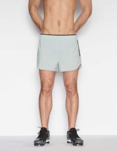 C-IN2 Grip Athletic Running Shorts Flagpole Grey 4965