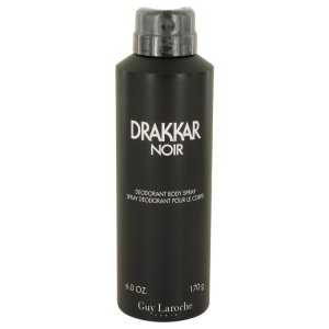 Guy Laroche Drakkar Noir Deodorant Body Spray 6 oz / 177.44 ...