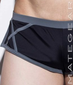 Mategear Ha Yoon IV Sport Series Extremely Sexy Mini Shorts ...