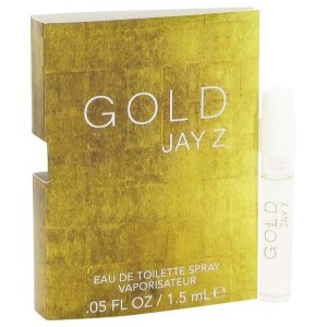 Jay-Z Gold Vial (Sample) 0.05 oz / 1.5 mL Men's Fragrance 51...