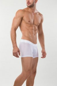 Mundo Unico Himalaya Short Boxer Brief Underwear White 15300839-00