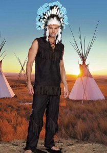 Dreamguy Chief Wansum Tail Costume 8197