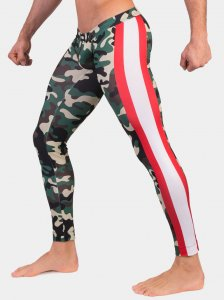 Barcode Berlin Stanley Tights Leggings Pants Camouflage 91481-960