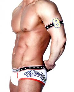 Two Much Ice Trunk Underwear BB005
