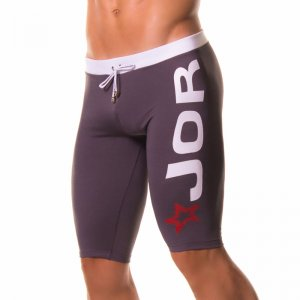 Jor OLYMPIC Sportswear Short Pants GREY 0164