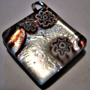 Elite Jewelry Murano Pendants 066