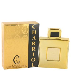 Charriol Royal Gold Eau De Parfum Spray 3.4 oz / 100.55 mL M...
