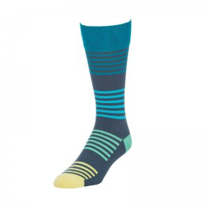 Strollegant COLLECTED Crew Socks Teal