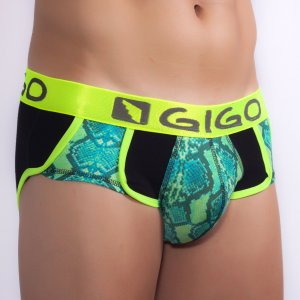 Gigo MIX SNAKE Brief Underwear